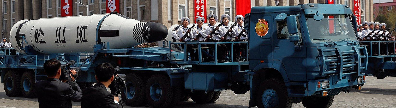 Что есть в арсенале у Северной Кореи