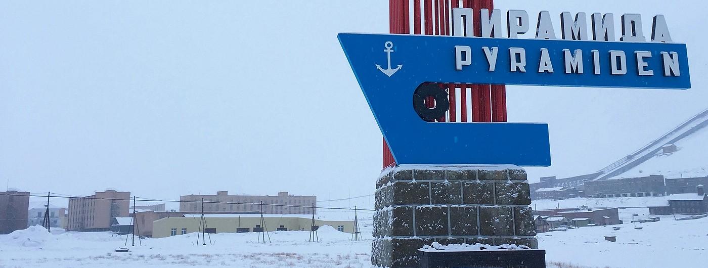 Затерянный мир: Что осталось от советского поселка в Арктике