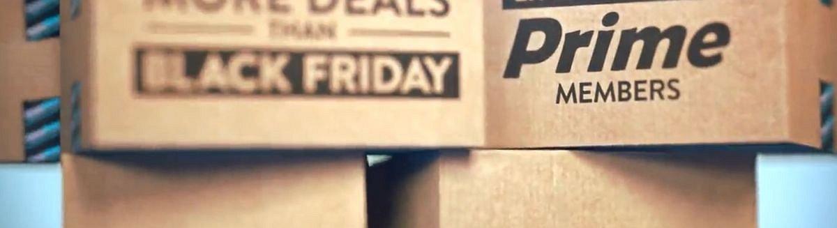 Amazon Prime Day, al via l'evento dell'anno per lo shopping online