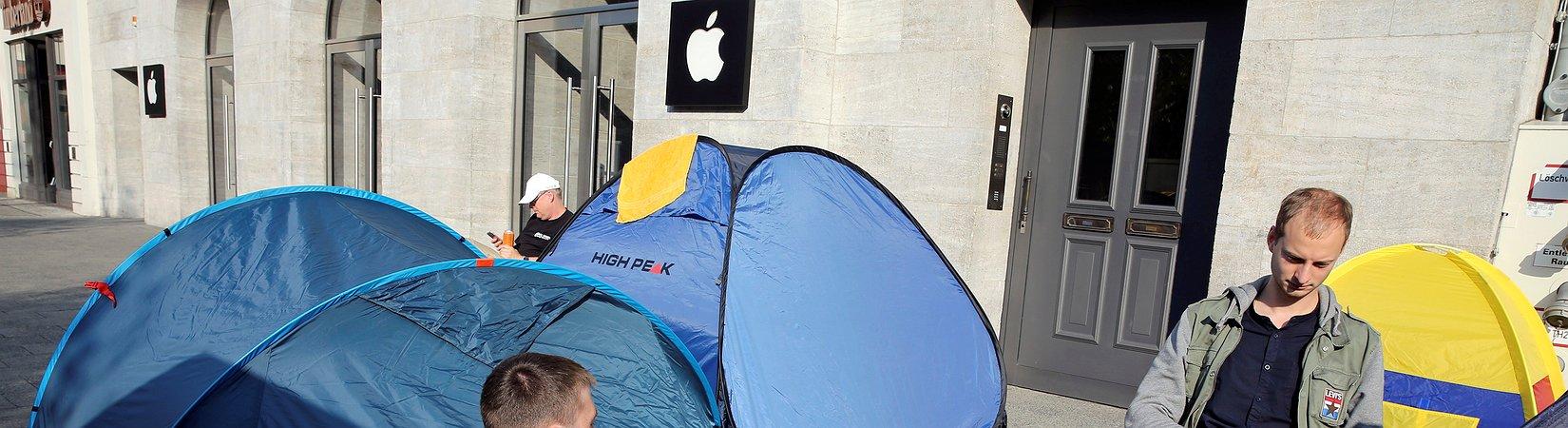 5 razones para comprar acciones de  Apple ahora