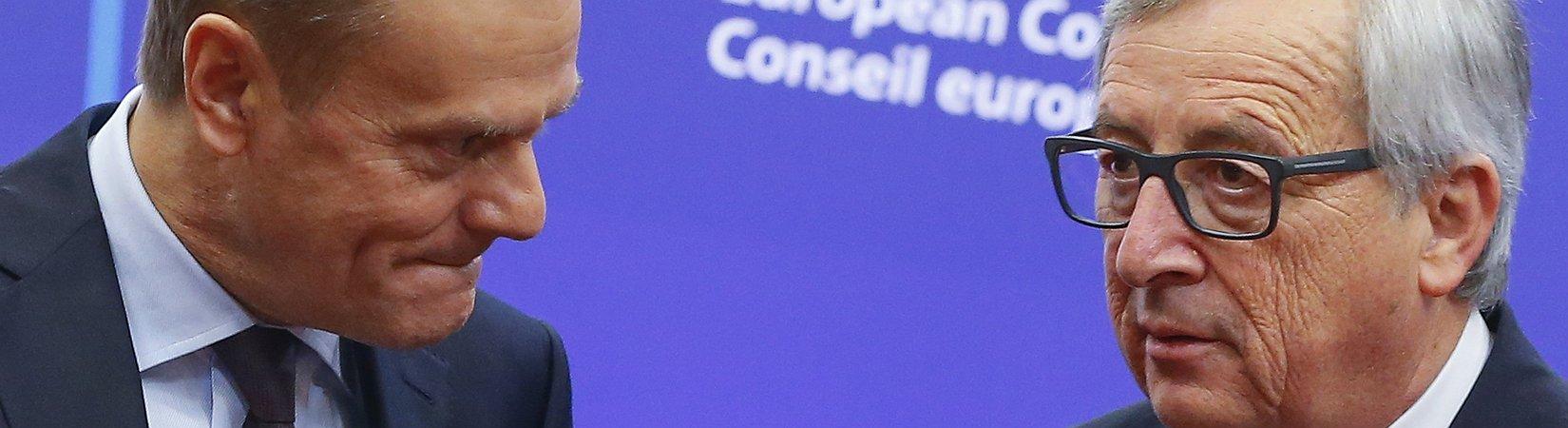 La Unión Europea ofrece negociaciones comerciales al Reino Unido previas al Brexit