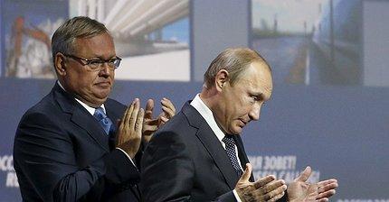 Куда течет денежный поток Кремля