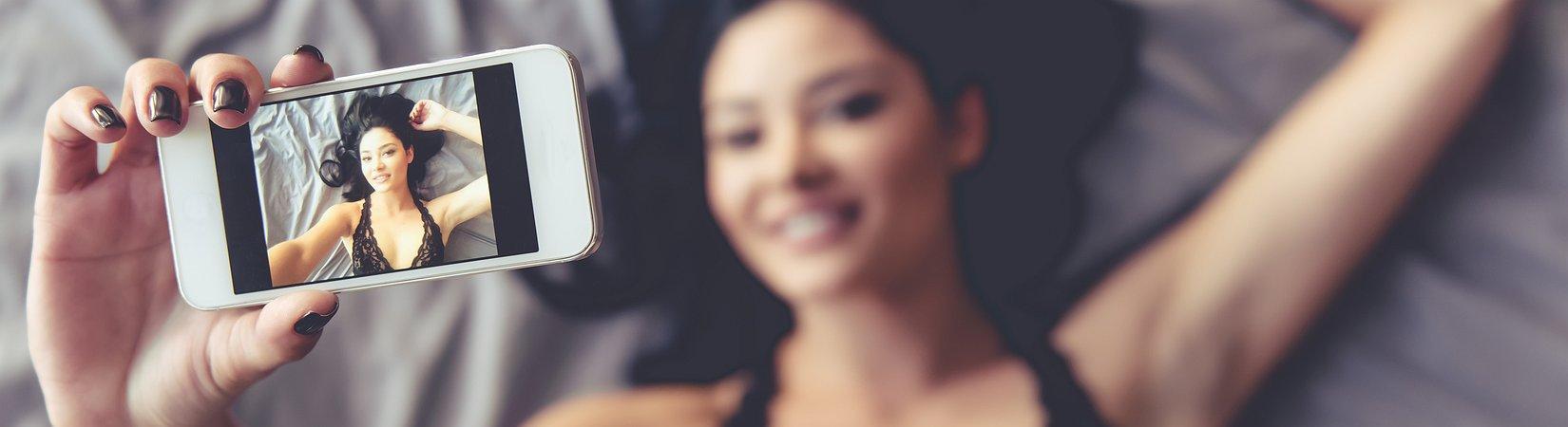 Snapchat procura se distanciar de conteúdo sexual