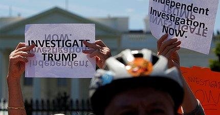 NYT: Трамп просил главу ФБР не расследовать связи Флинна с Россией