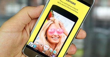 Что общего у биткоина и Snapchat?