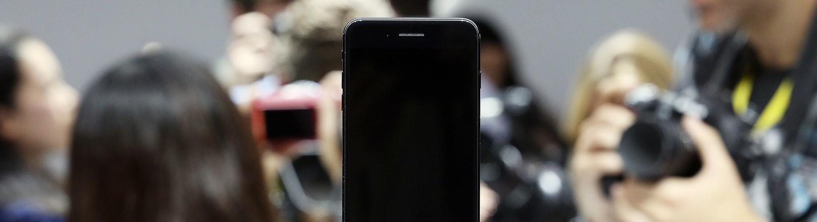 Apple apresenta novo iPhone