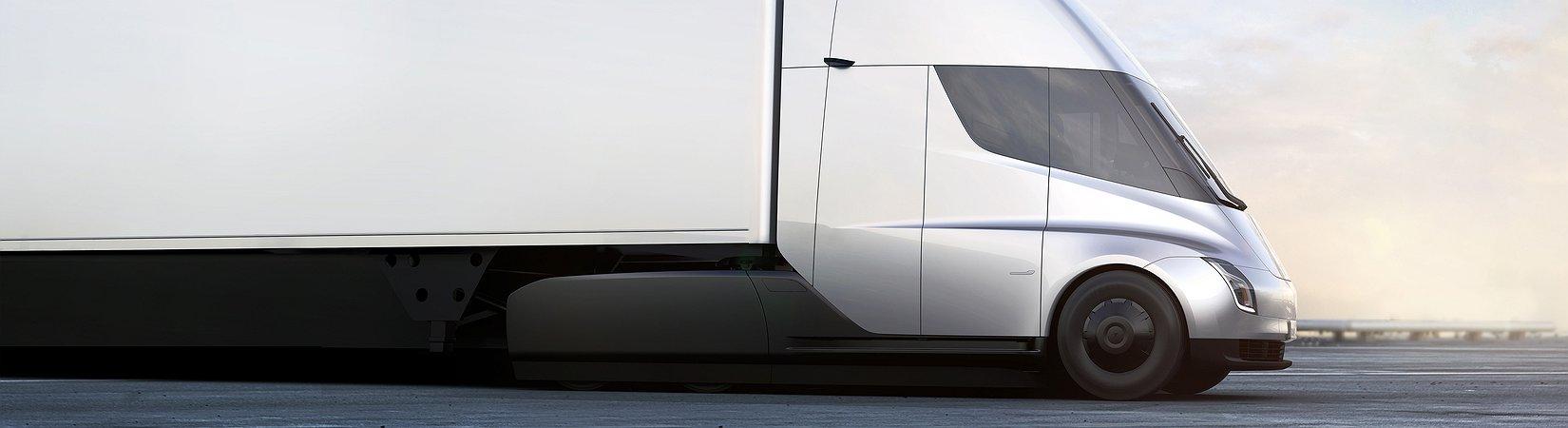 Tesla presenta el camión eléctrico Semi