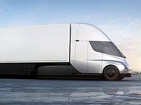 Tesla apresentou o seu primeiro caminhão elétrico