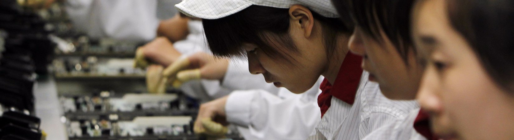 Как Китай станет главным производителем микросхем