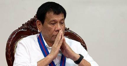 """El presidente filipino llama """"hijo de puta"""" a Obama"""