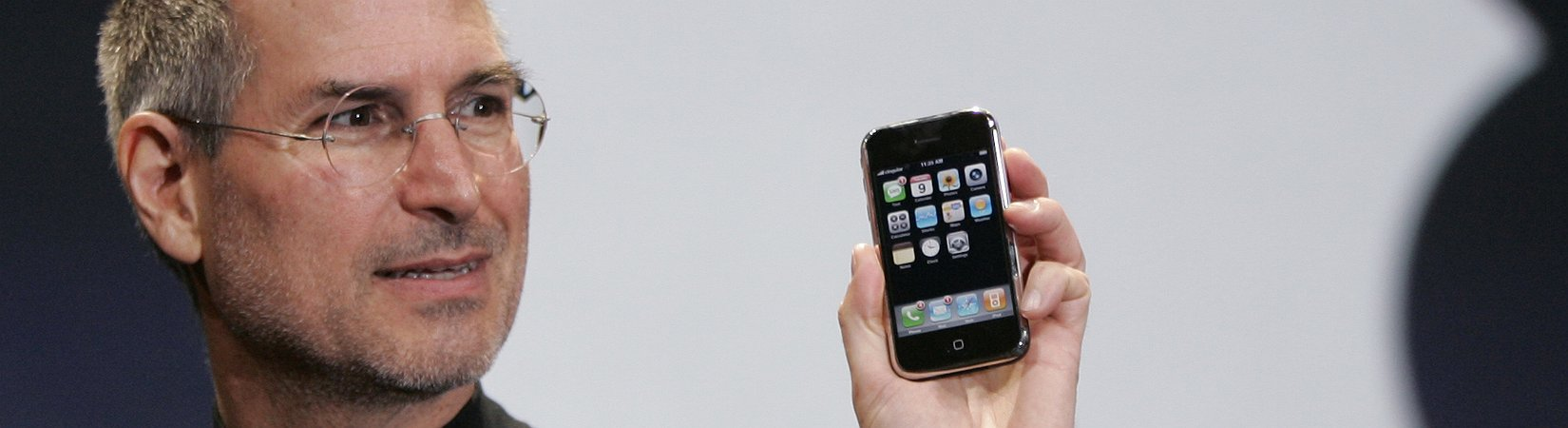 Quão rico seria se tivesse investido na Apple há 10 anos?