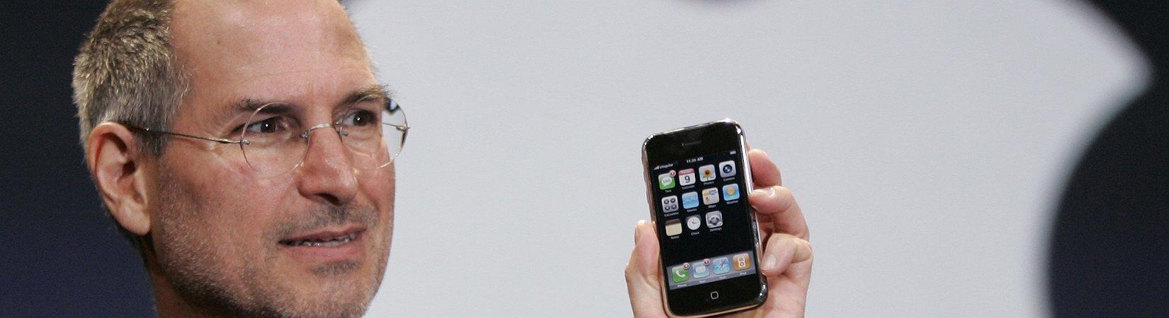¿Cuánto dinero habría ganado si hubiera invertido en Apple en 2007?