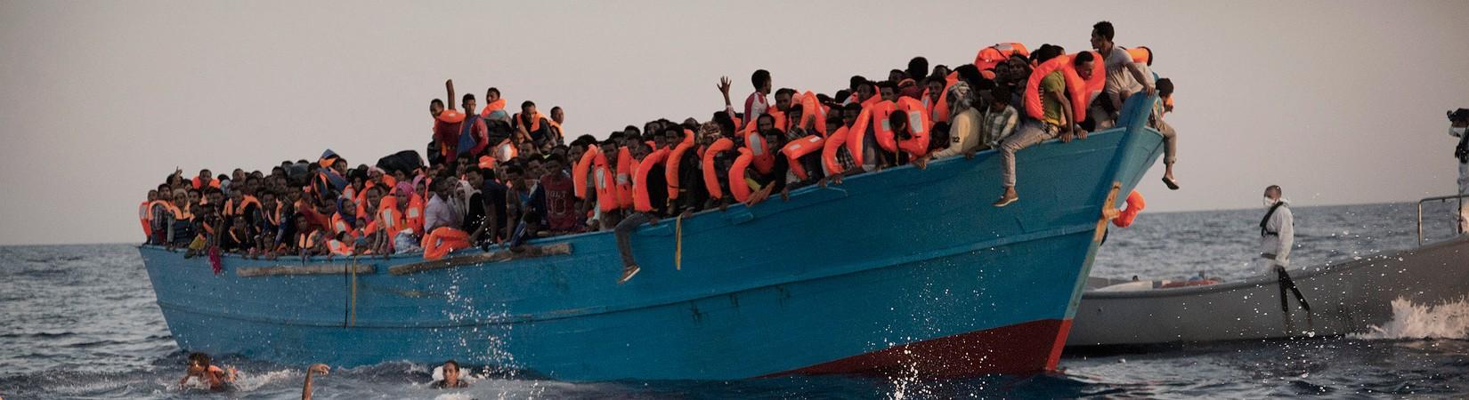 """HSBC: """"L'Italia sostiene il peso maggiore della crisi dei migranti in Europa"""""""