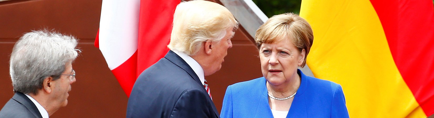 Trump decries 'very bad' Germans, threatens to end auto imports