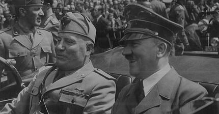 Салат для Муссолини: Что ели диктаторы XX века