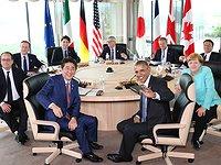 Le G7 a soutenu le maintien des sanctions contre la Russie