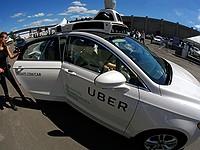Uber: Сегодня беспилотное такси, завтра — IPO