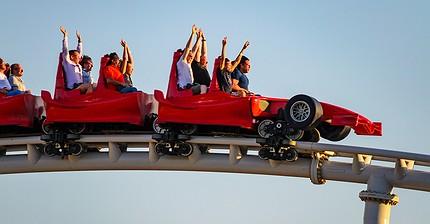 Ferrari Land: el sueño de todo amante de los coches