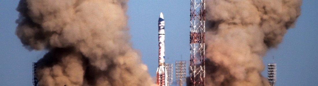 Mission ExoMars nimmt ihren Lauf