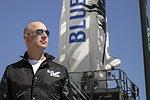 Jeff Bezos verkauft Amazon-Aktien für Weltraumflüge