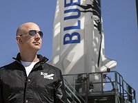 Amazon founder to sell $1b worth of shares to fund rocket venture
