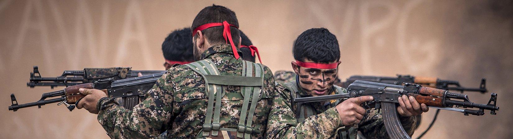 Die Kurden rufen föderale Region aus