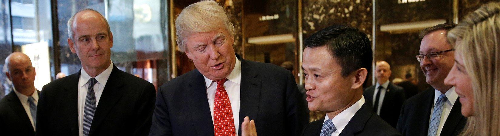 Todos contra todos: Trump, directores ejecutivos y  accionistas