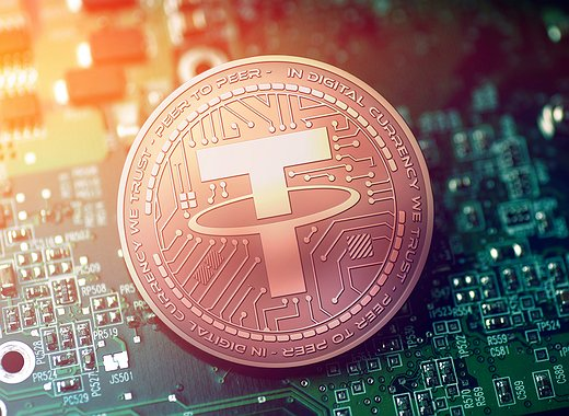 Tether начал выпуск монет USDT на блокчейне Tron