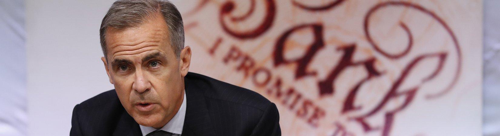 La Bank of England pensa a una criptovaluta agganciata alla sterlina