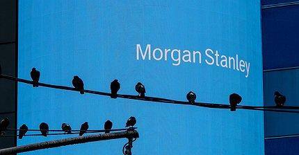 Как меняется биткоин: Главное из отчета Morgan Stanley в графиках