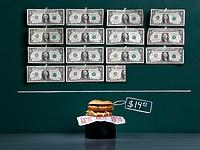 La comida rápida te puede decir mucho sobre el estado de la economía