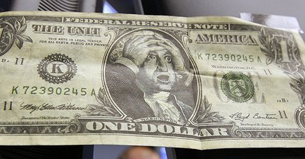 Дефицит бюджета США достиг максимума с 2013 года