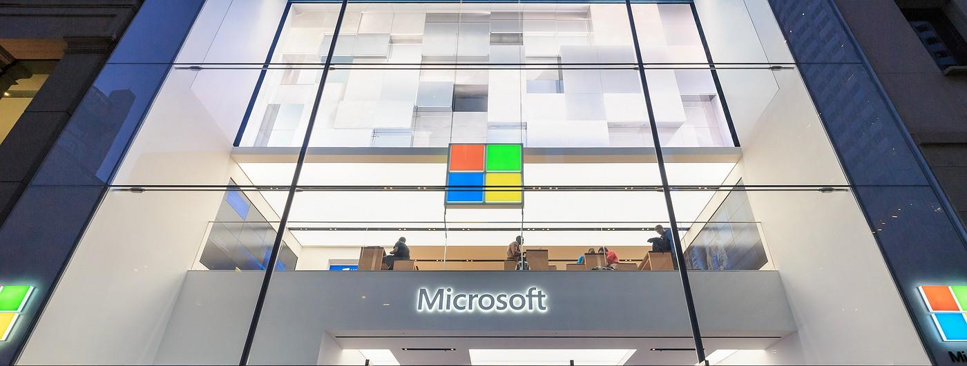 В чем секрет успешного квартала Microsoft