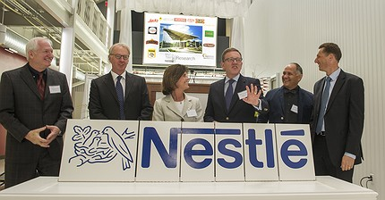 Nestlé впервые обогнала Procter & Gamble на российском рынке ТВ-рекламы