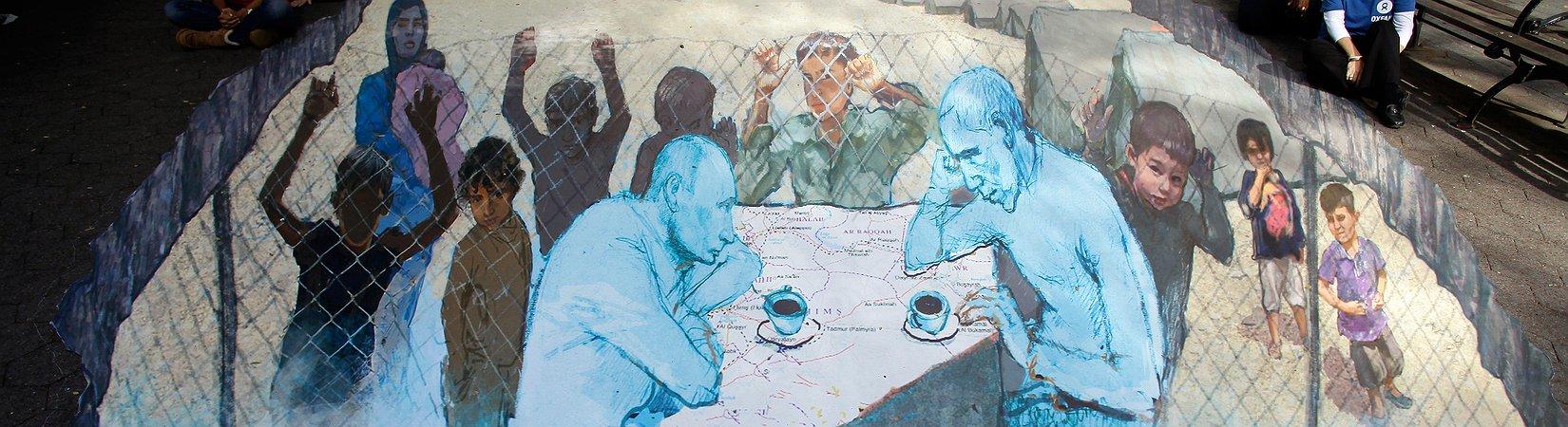 USA und Russland: Gründe für ein Kompromiss