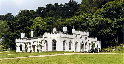 Un vistazo a las mansiones de la aristocracia moderna
