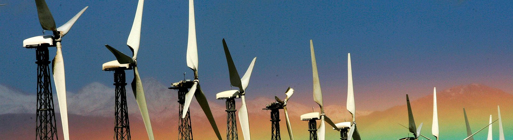 Rekord-Windkraft