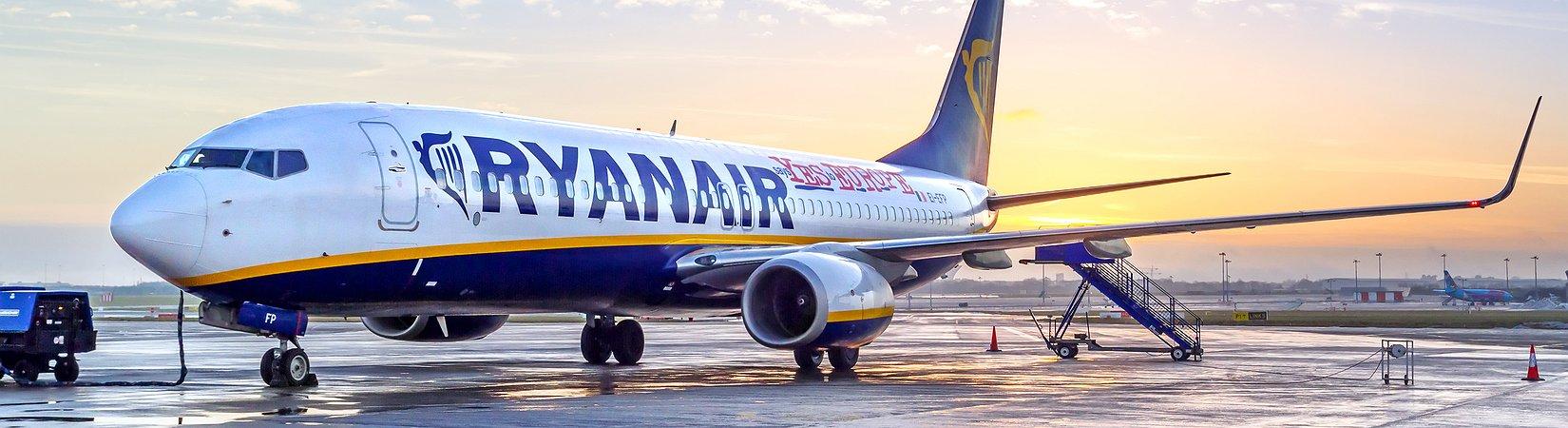 Ryanair relatou lucro anual recorde