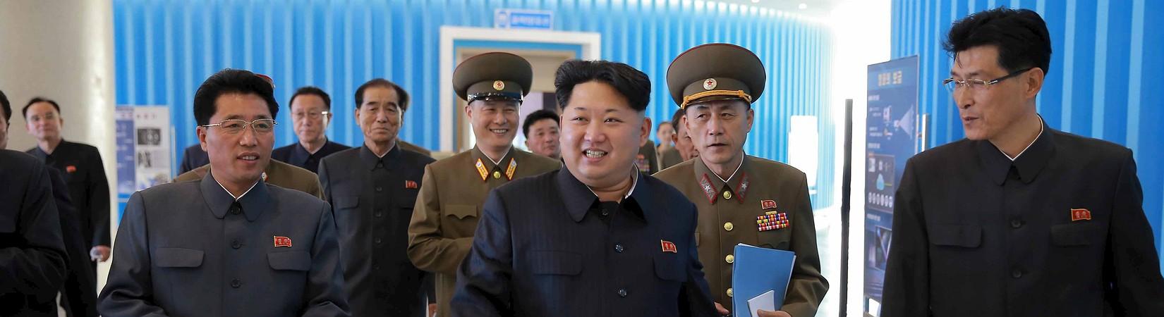 Kim Jong-un anuncia ter a bomba de hidrogénio