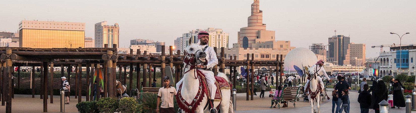 Катар, Великобритания, США: Что грозит мировым рынкам