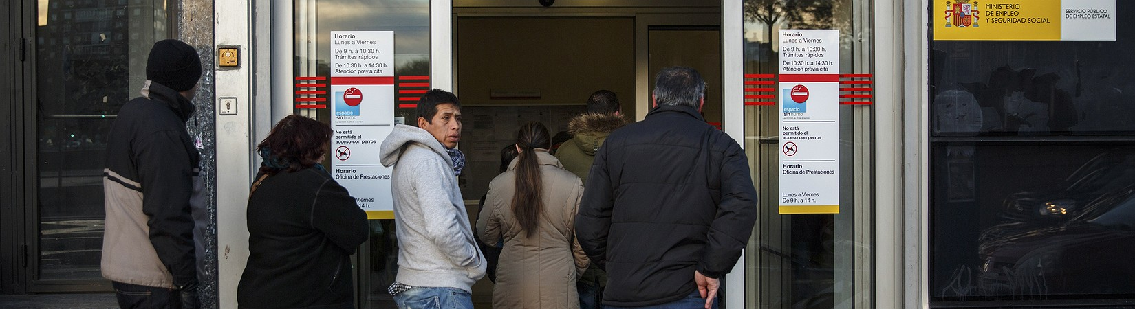 Eurozone posts best unemployment rate in eight years