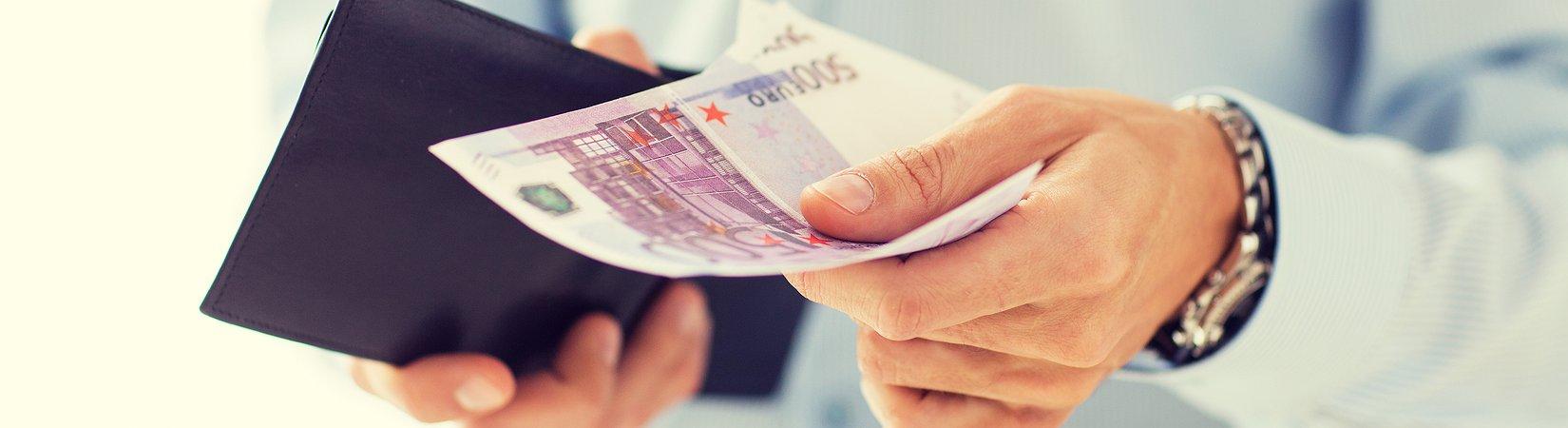 Hände weg vom 500-Euro-Schein