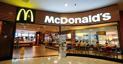 Акции McDonald's достигли рекордного максимума