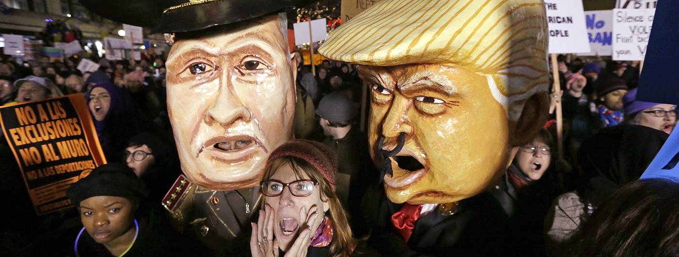 ФБР нашло доказательство союза Трампа и России против Клинтон