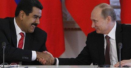 Россия договорилась с Венесуэлой о реструктуризации долга на $3,15 млрд