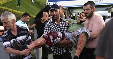Al menos 90 muertos en el intento de golpe de estado en Turquía