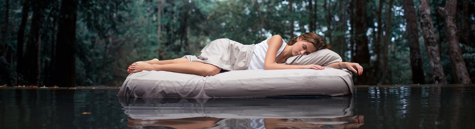 Trucchi per dormire meglio la notte