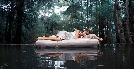 Trucos para dormir mejor por la noche