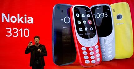 В России стартовали продажи новой Nokia 3310
