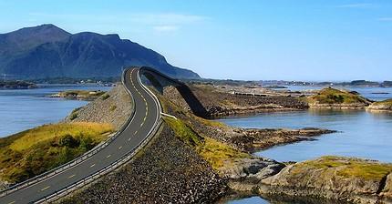25 carreteras en las que debes conducir al menos una vez en tu vida